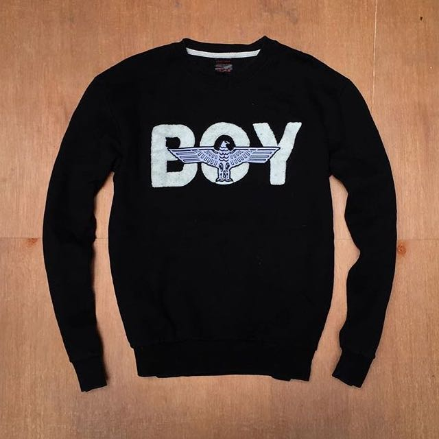 BOY LONDON CREWNECK