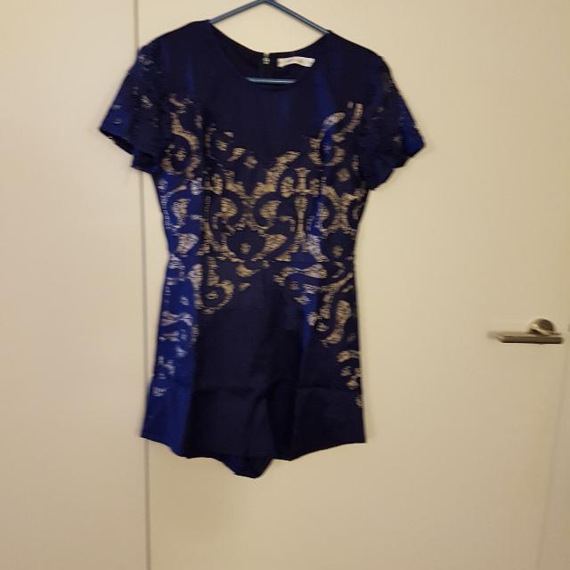 Brand New Peppermayo Playsuit Size 10