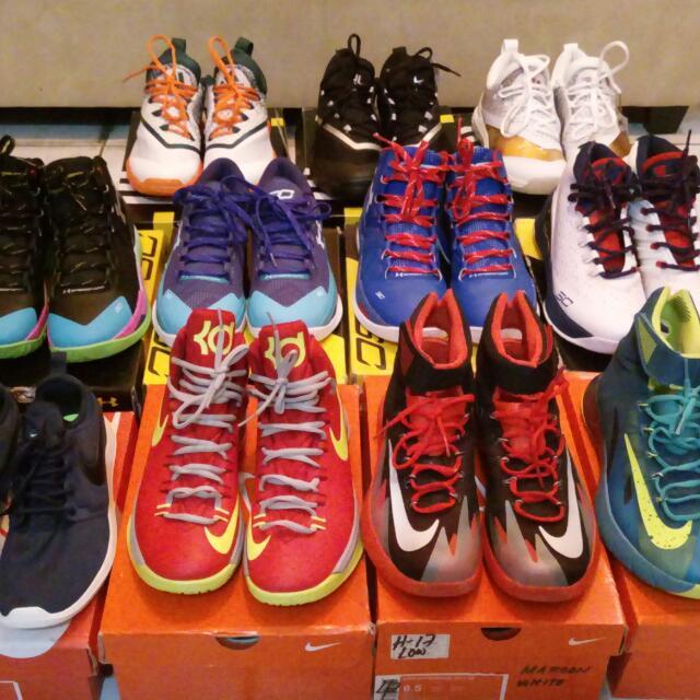 Brandnew Basketball Shoes