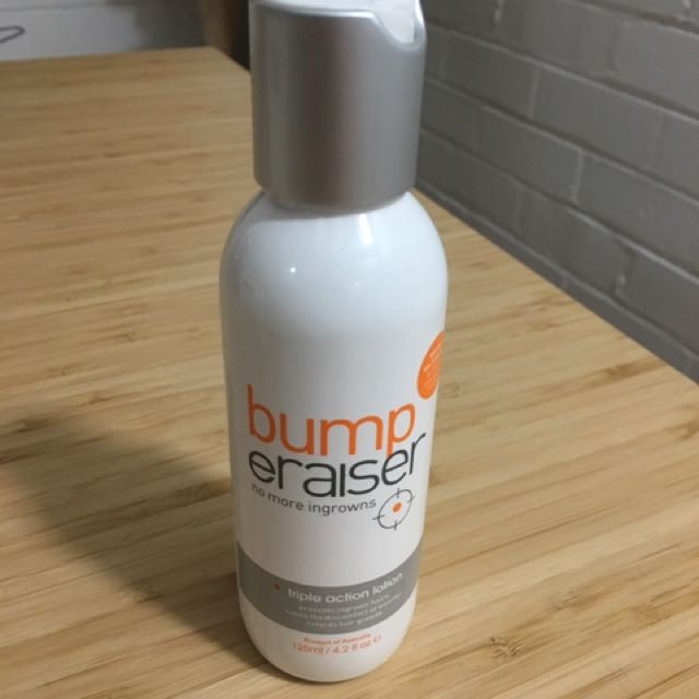 Bump Eraser Lotion