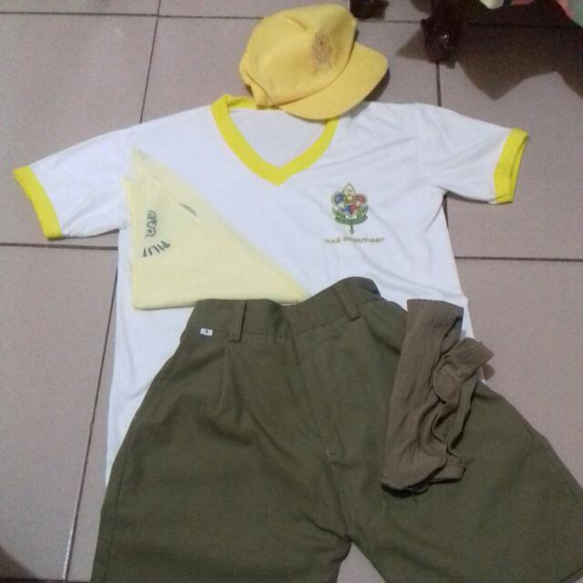 Cab Scout Uniform Set
