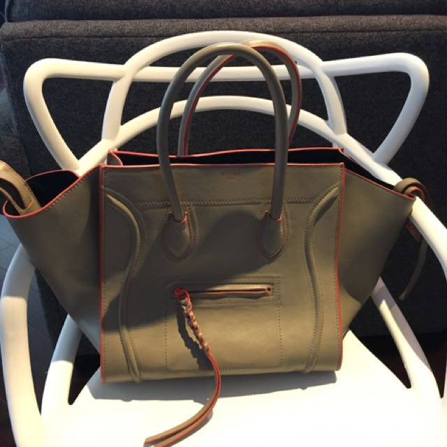 Celine Phantom Bag (limited Edition)
