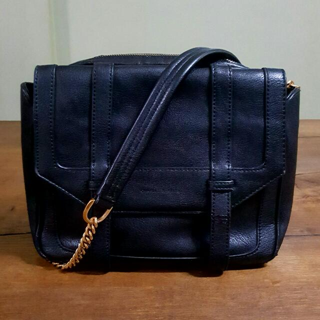 Charles and Keith Sling Satchel Bag