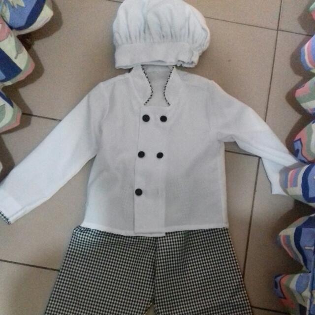 Chef Costume