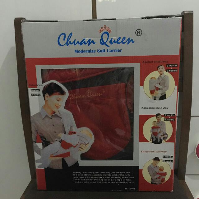 Chuan Queen Modernize Soft Carrier
