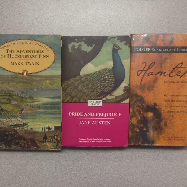 CLASSIC books 🙂
