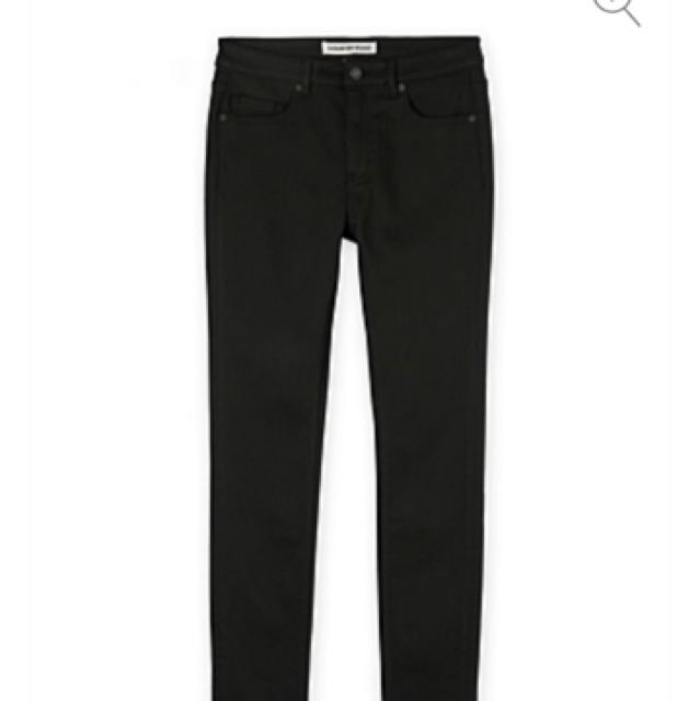 Country road Woman's Soft Touch jeggings Black Size 6