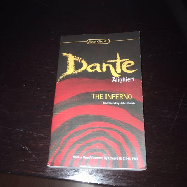 Dante's The Inferno