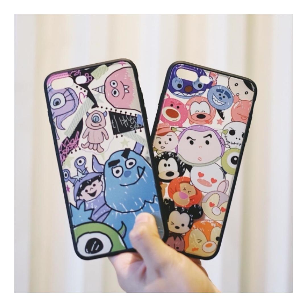Disney Monster & Tsum Case