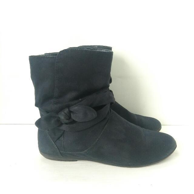 Fairy Navy Boots