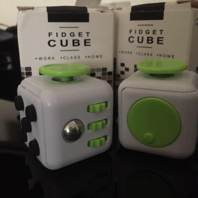 Fidget cube REPRICED!!!!  SALE