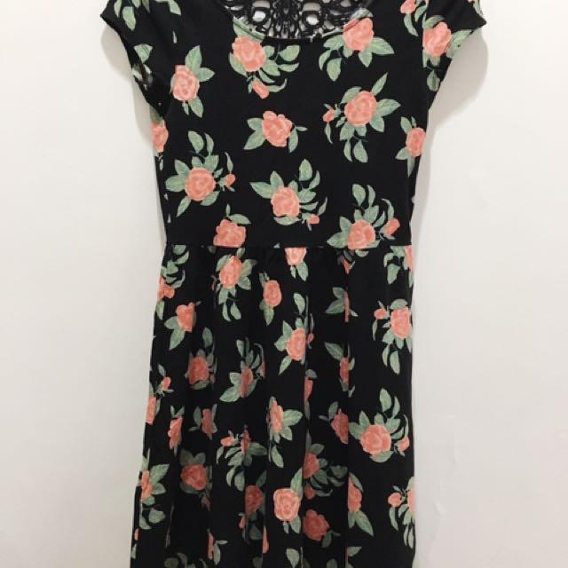 Floral Dress Forever21