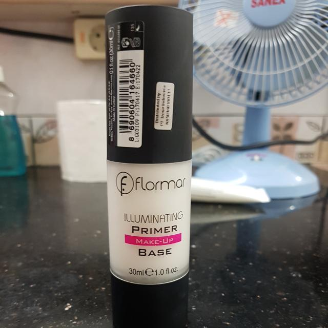 Flormar Illuminating Primer Makeup Base