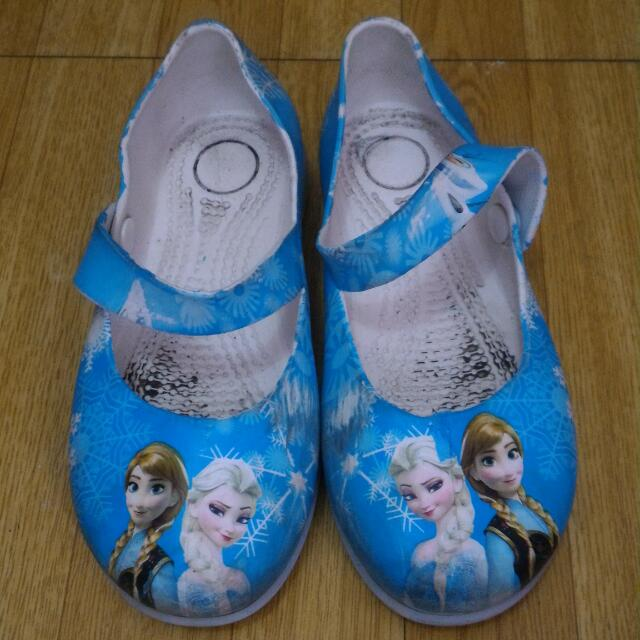 Frozen doll shoes for girls
