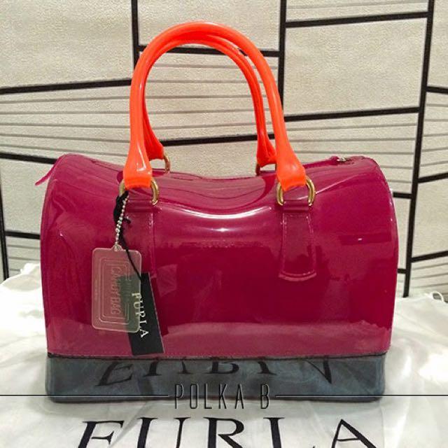 FURLA Jelly Bag