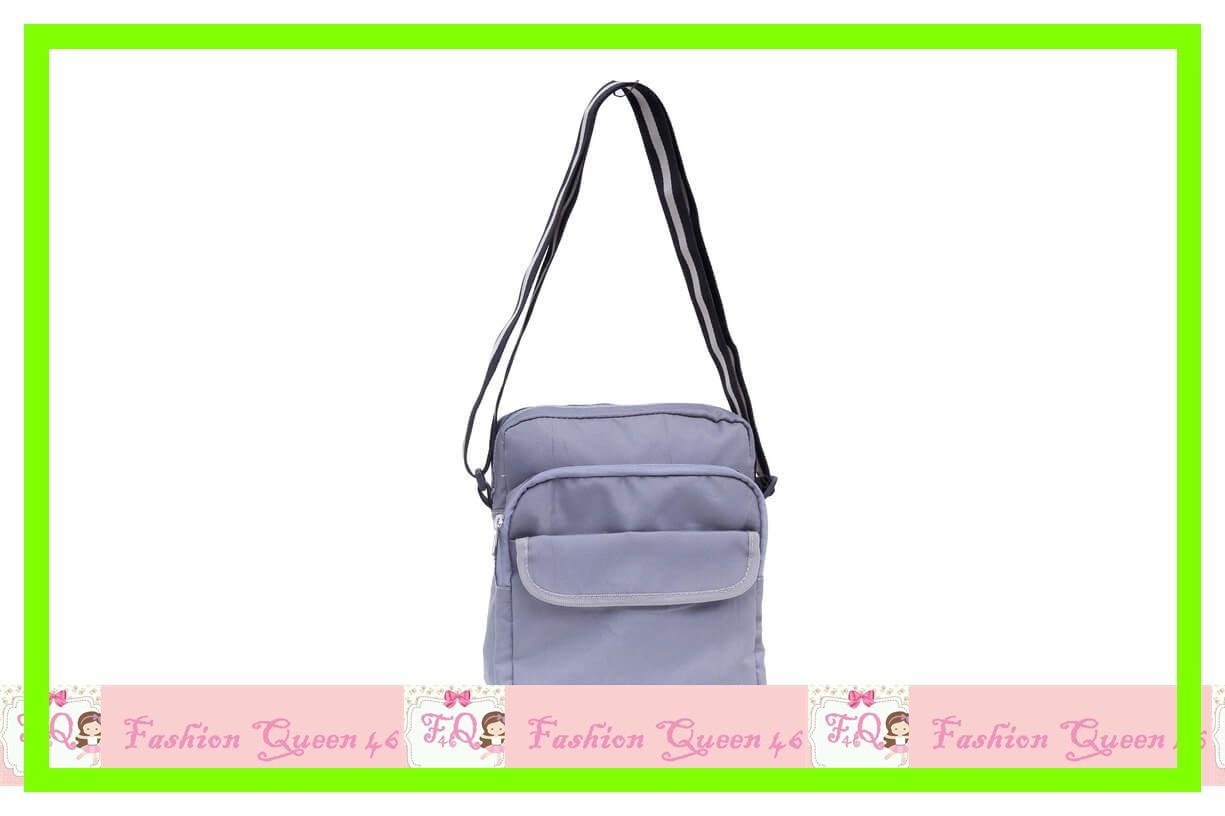 GARBG 5804 Tas Selempang   Grey SLING BAG WANITA  TANGAN TO murah