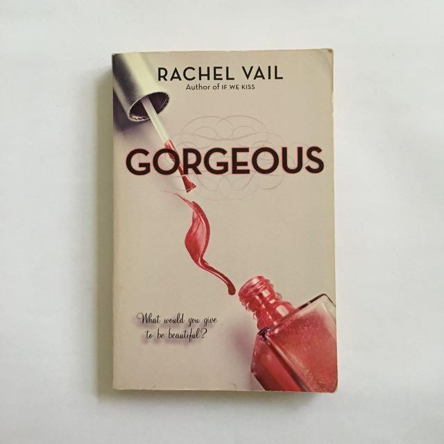 Gorgeous by Rachel Vail