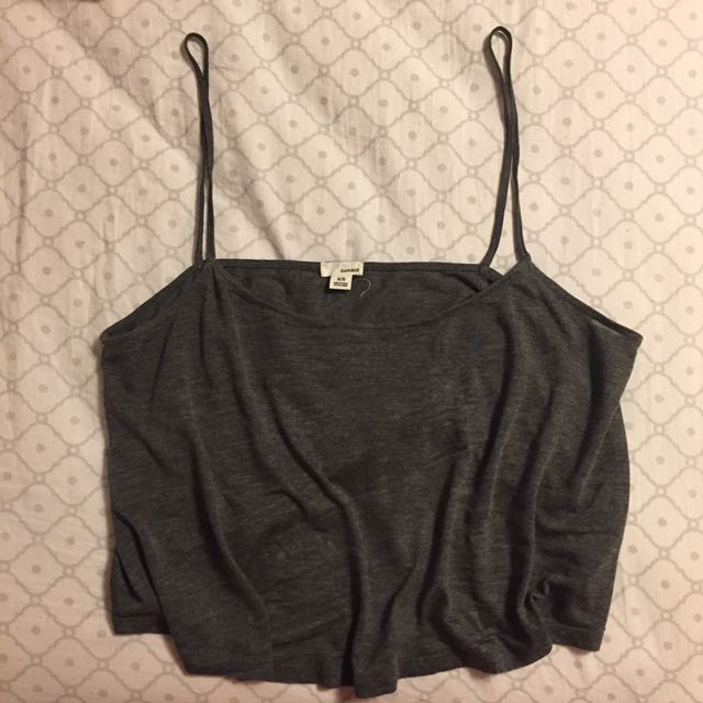 Grey Tank Top (Size Medium)