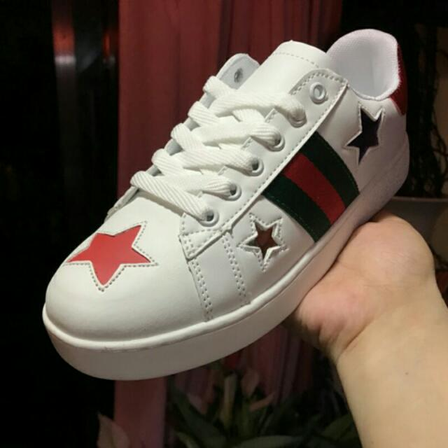 Gucci Heart and Star #freeshipping