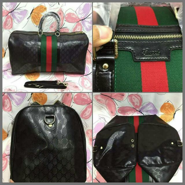 Gucci Luggage Bag