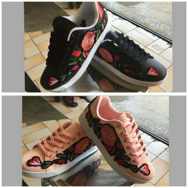 Gucci Pink and Black #freeshipping