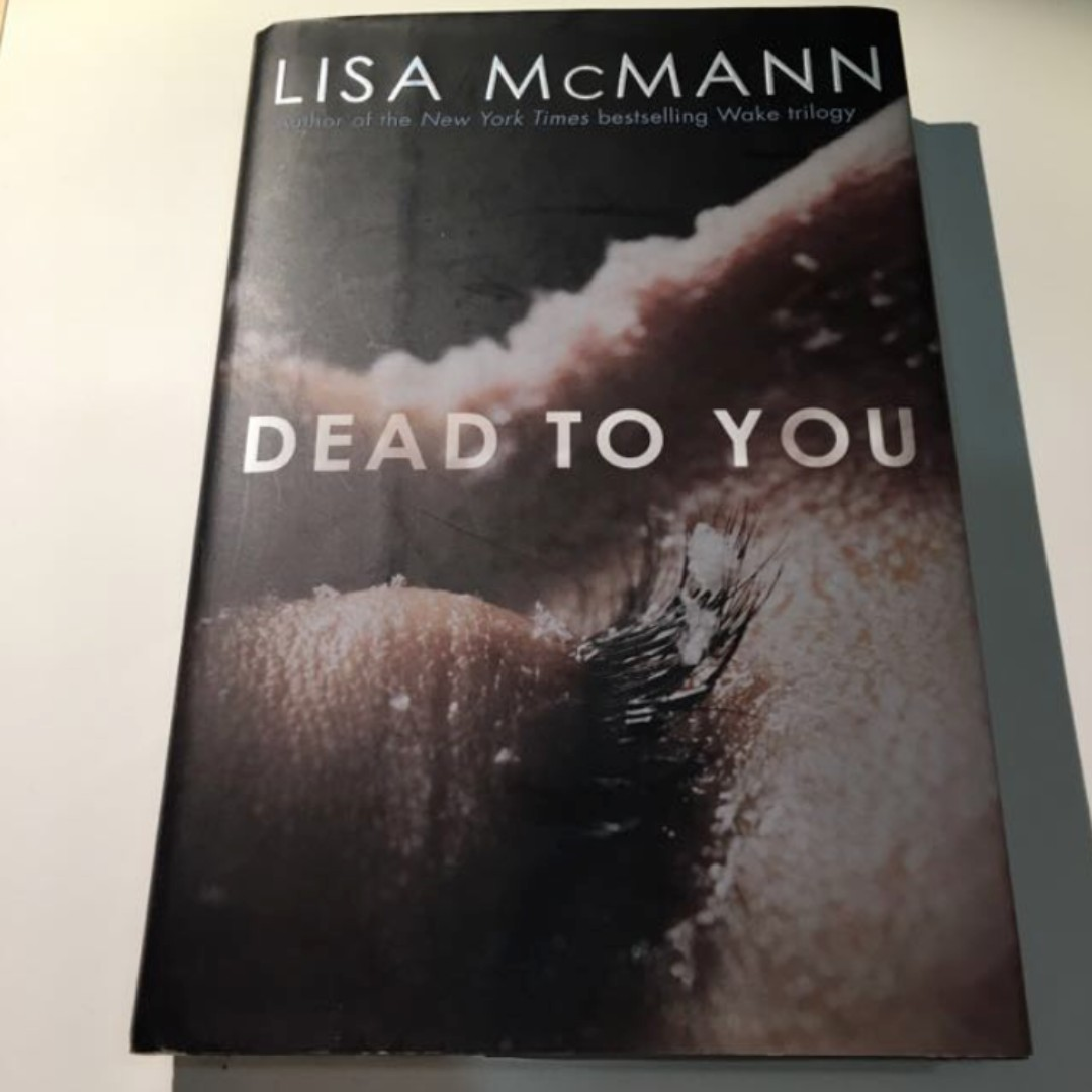 (Hardcover) Dead To You by Lisa McMann