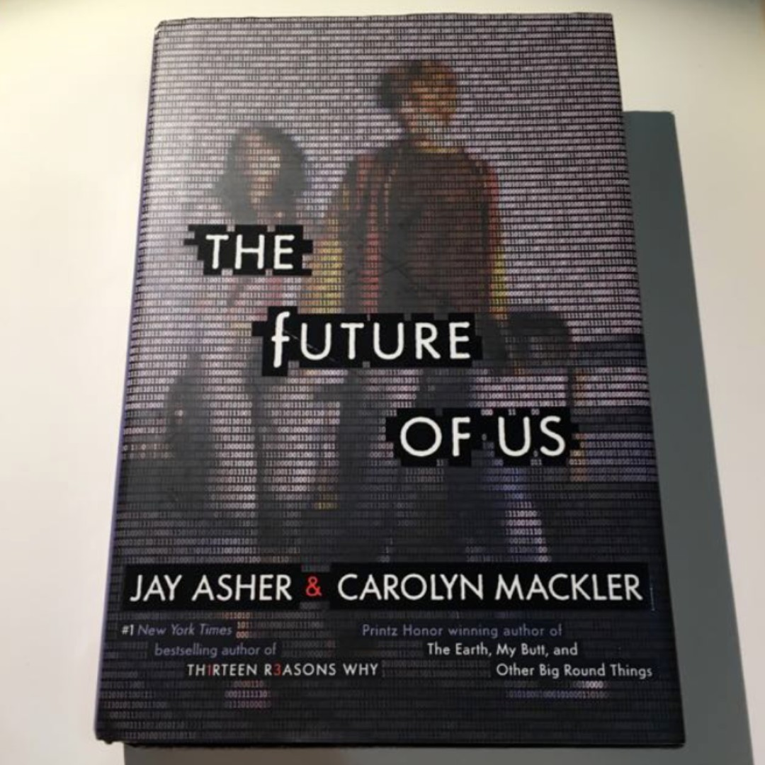 (Hardcover) The Future of Us by Jay Asher & Carolyn Mackler