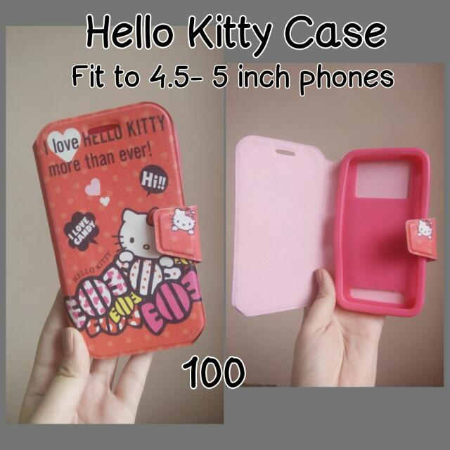 Hello Kitty Cellphone Case
