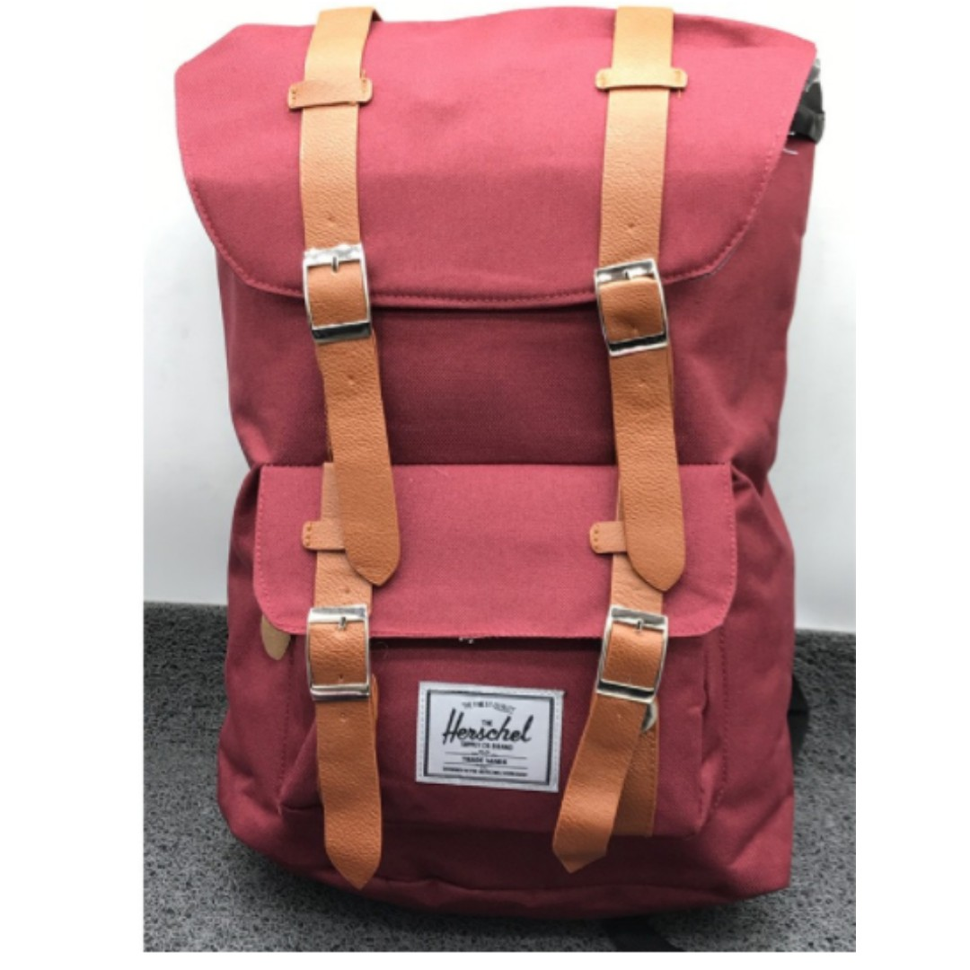 Herschel Backpack - Maroon