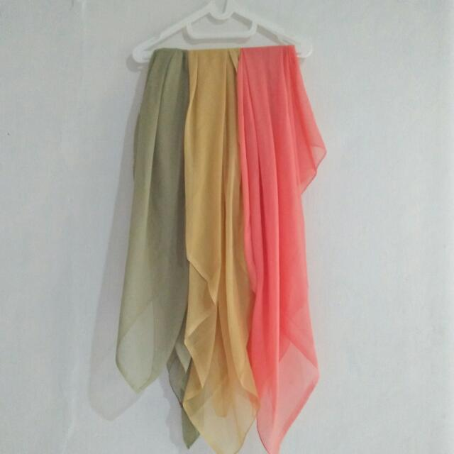 Hijab paris square/15rb get 2
