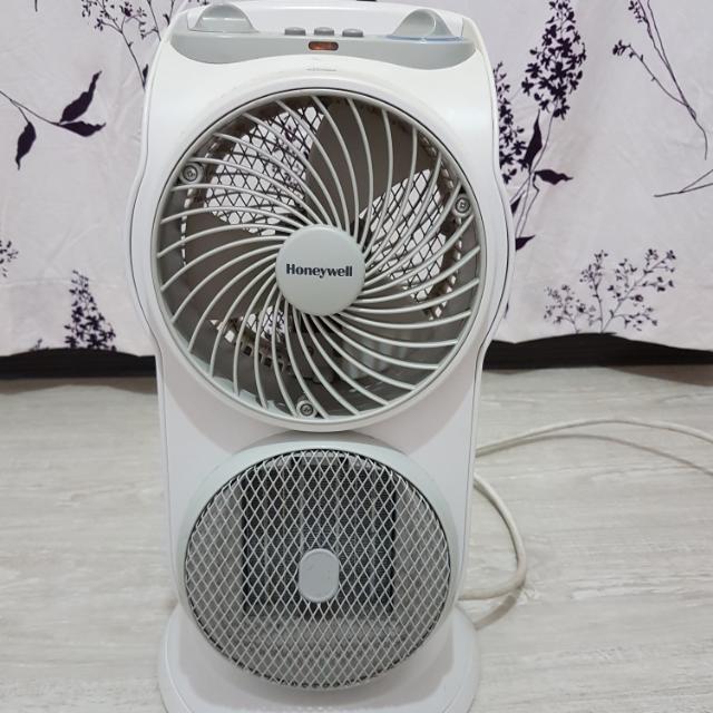 Honeywell 空氣循環扇/電暖器