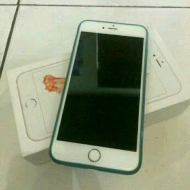 Iphone 6s 64GB Internasional Rosegold