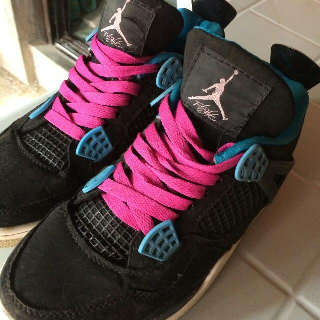 nike air jordan 6 retro black infrared shoes ukay