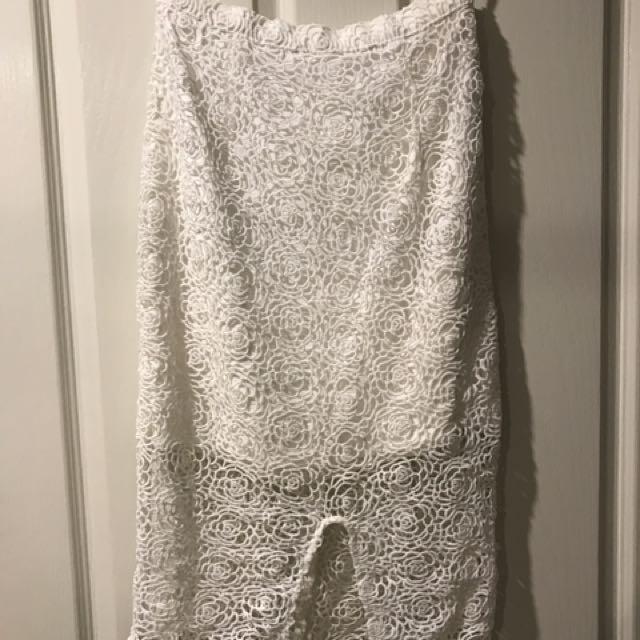 Keepsake Lace Skirt Xs