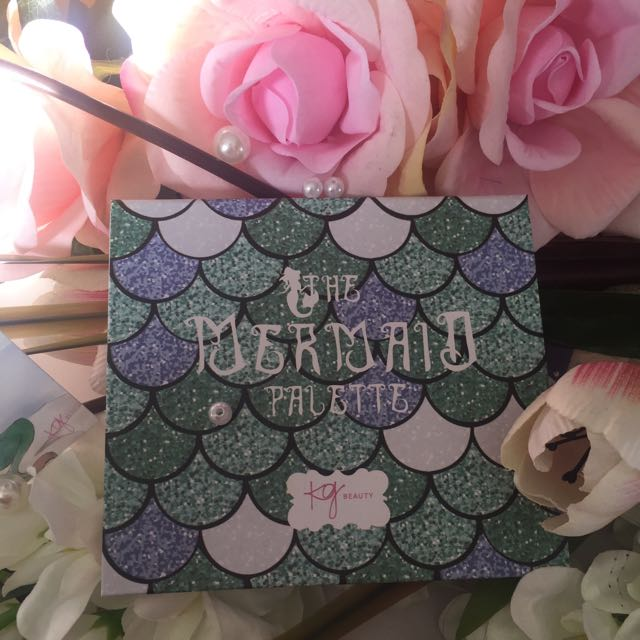 KG Beauty The Mermaid Palette Auth