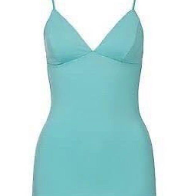 KOOKAI SINGLET - Turquoise Size 2!