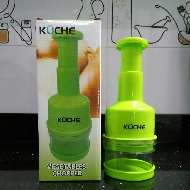 Kuche Vegetables Chopper