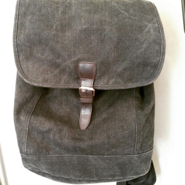 Lee Cooper Men Backpack/Traveling Bag