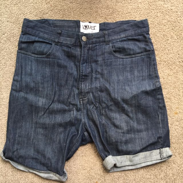 LOWER - Jean Shorts