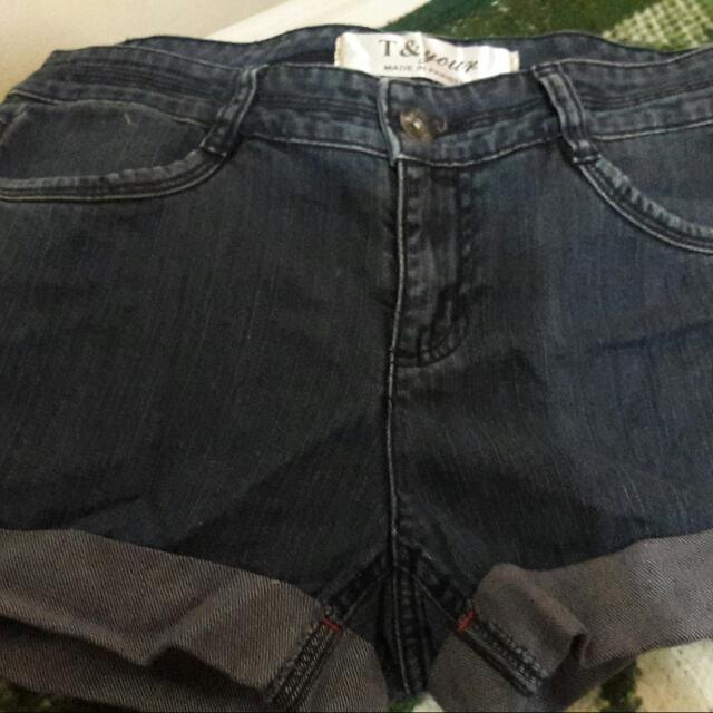 Maong short For Sale