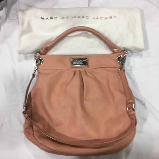 Authentic Marc By Marc Jacobs Hillier Hobo