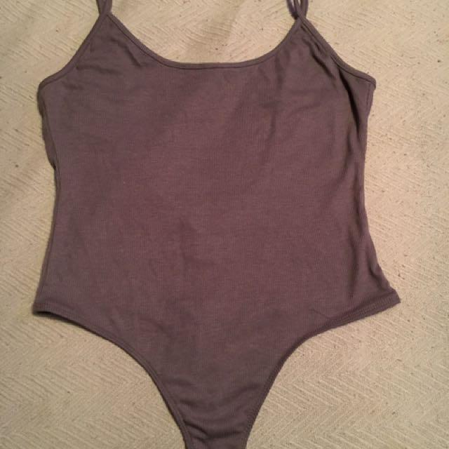 Mauve Women's Bodysuit