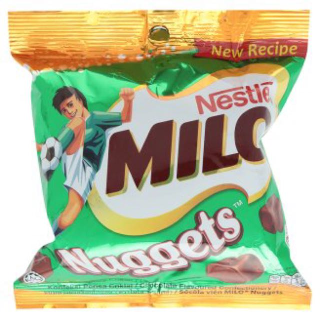 Milo Nuggets 90 gram
