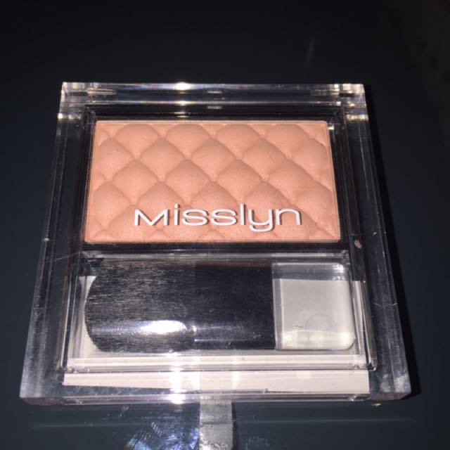 Misslyn Compact Blusher No 11