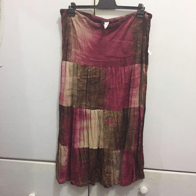 [Never Been Worn] Midi Skirt