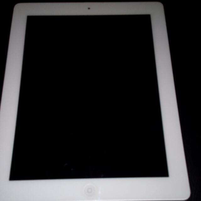 New iPad Wifi 16GB Second