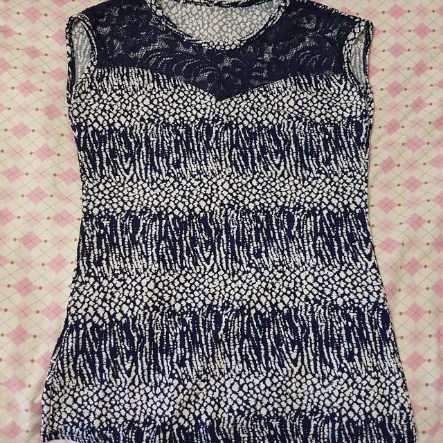 New Summer Top Size XS