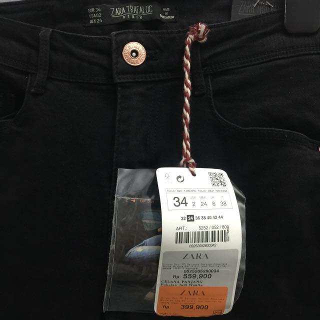 NEW Zara ORI Celana panjang