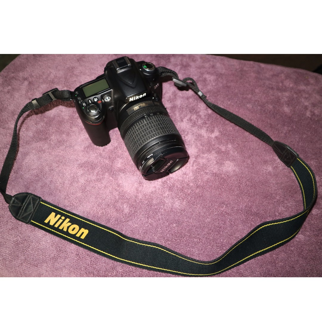 Nikon D90 with 18mm-105mm VR Lens Kit