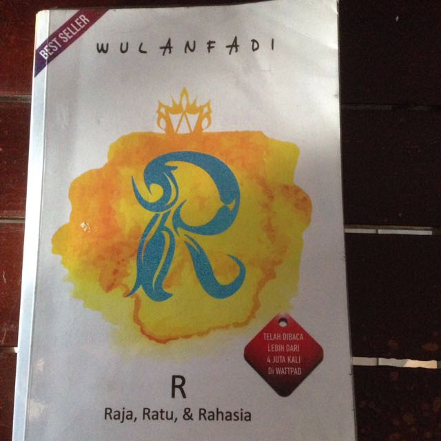 Novel Wulan Fadi - R Best Seller